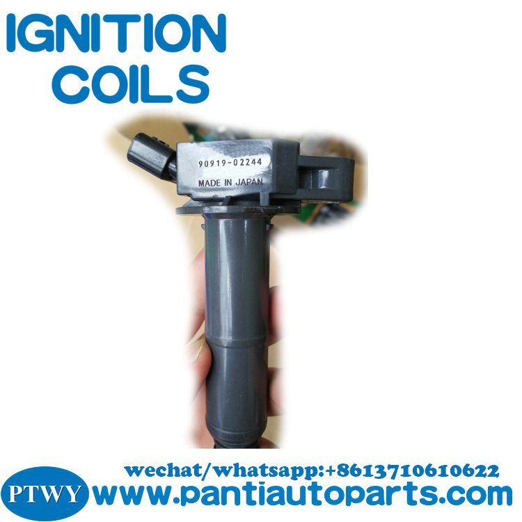 Automotive brand OEM Ignition Coil 90919-02244 for toyota