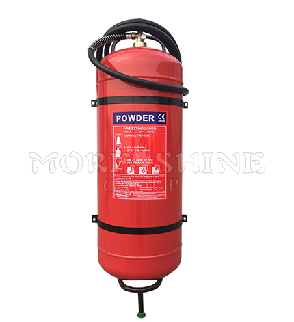100kg Trolley Extinguisher