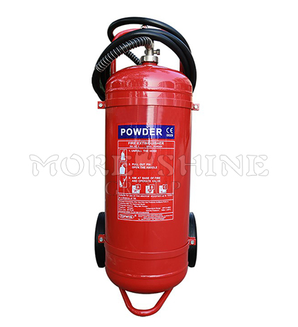 50kg Trolley Extinguisher