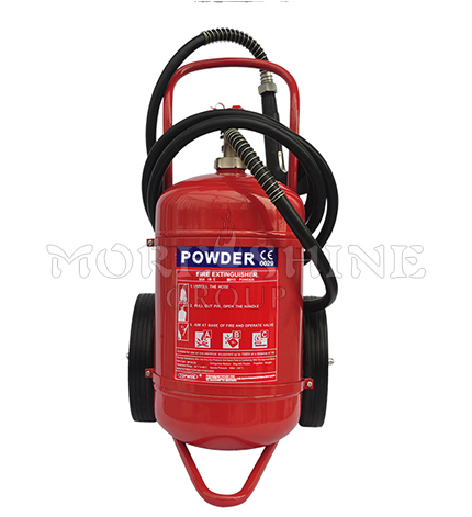 25kg Trolley Extinguisher