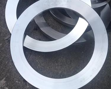 High Strength Gr5 Titanium Alloy Forging Rings as the Drawings in China