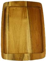 Wholesale High Quality Acacia Wood Serving Tray