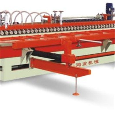 Stone Edge Chamfering And Polishing Machine Marble Edge Polsihing Machine Automtaic Stone Edge Polishing Machine