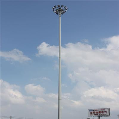 Telescopic High Mast Light Pole