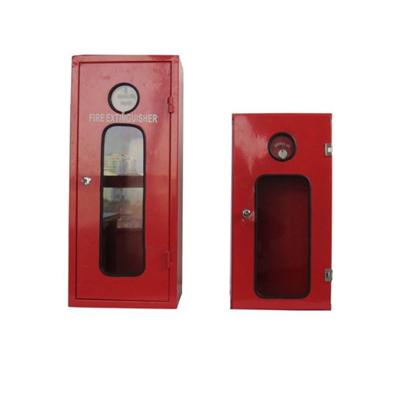Steel Fire Extinguisher Cabinet For Powder Foam And Water Extinguisher