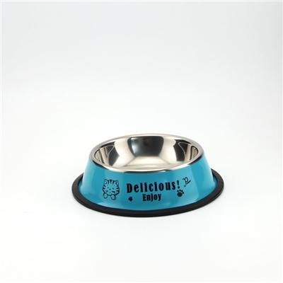 SWF005-Any Size Stainless Steel Pet Bowl / Pet Feeders