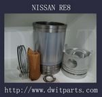 Engine Parts, Piston Ring, Piston, Liner Kits