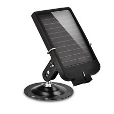 Outdoor 1500mAh Capacity Solar Panel Battery Pack BL480L-P Wild Cameras Rechageable Solar Panel Li Battery