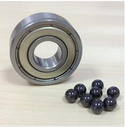 High Precision Spherical Roller Bearings For Vibratory Applications Plastic Wheel