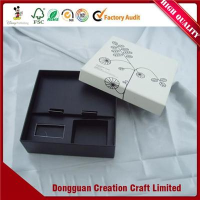 Hot Selling,handmade,lid and Base Cardboard Box