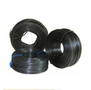Soft Contruction Black Annealed Wire