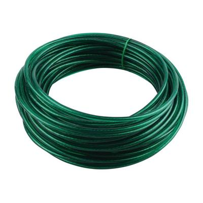 PE Coated Steel Wire