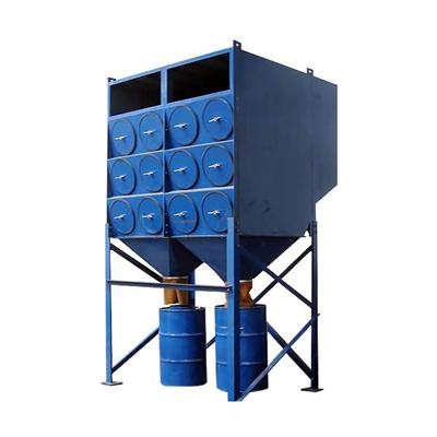 Low Price Filter Cartridge Type Dust Collector&cartridge Dedusting Machine