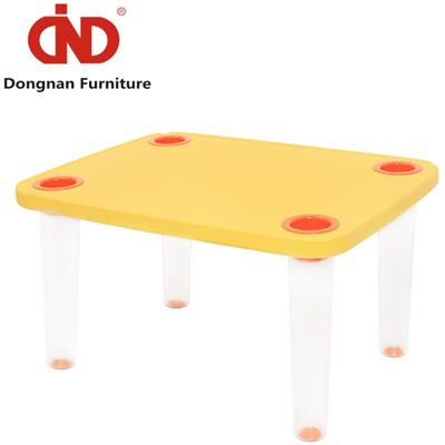 DN Outdoor Cute Children Activity Craft Table For Sale,Modern Plastic Play Table For Kids And Children