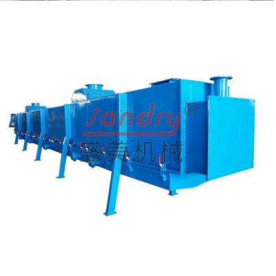 FTB Series Sand Cooler for V Proces &fluidized Bed