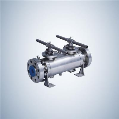 High Pressure Forged Steel Trunnion Ball Valve