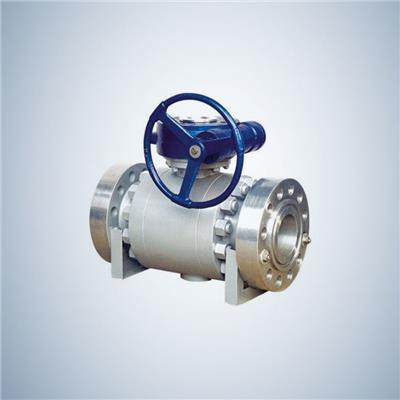 300Lbs Cast Steel Floating Ball Valve