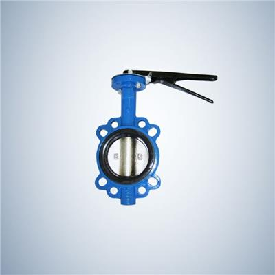 Lever Operating Concentric Butterfly Valve