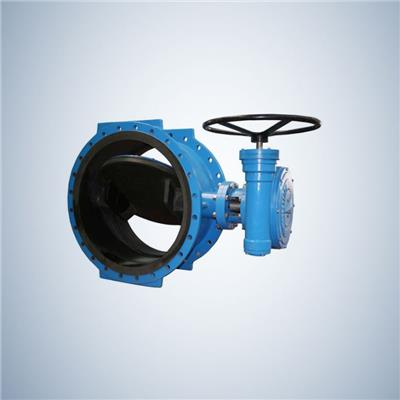 Manual Operated Flange Concentric Butterfly Valve