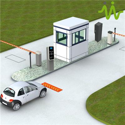 Smart Off-street Total Parking Solutions for Automatic Parking Management System