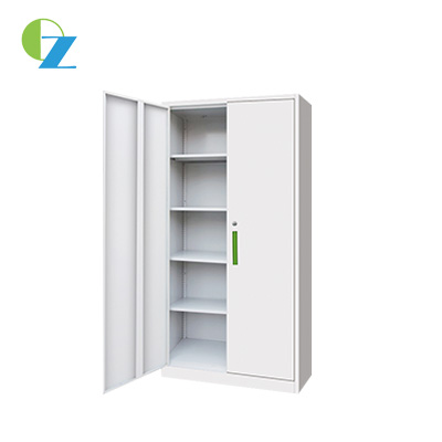 Customized factory sale steel / metal cupboard with adjustable shelves