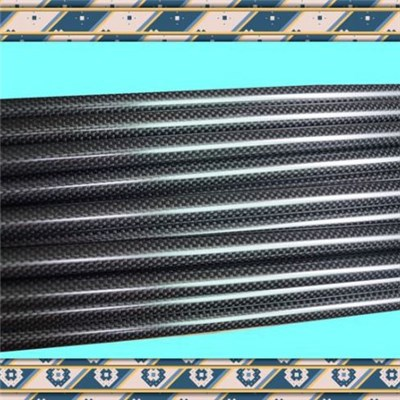 Light Weight Carbon Fiber Square Tube With High Quality