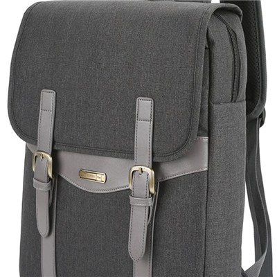 Fashion Business Laptop Lightweight Cotton Trolley Backpack