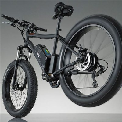 High Energy Density Power Battery System for Electric Bike