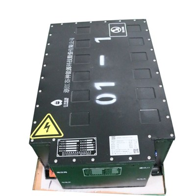 576V/176Ah High Energy Density High Voltage LFP Battery Pack for Electric Bus
