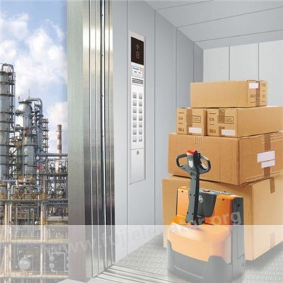 FUJI Machine Roomless Explosion-proof Freight Elevator