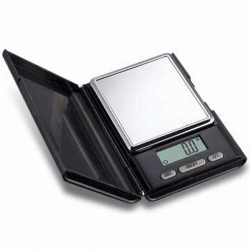 High Precision Mini Pocket Digital Gold Scales For Grams