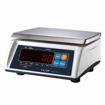 Electronic Price Computing Scale LCD Digital Commercial Food Meat Counting Weighting Scale