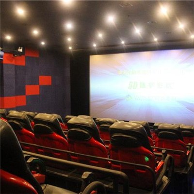 Film 4d Theater 2 To 200 Seats With Motional Movement In Large Scale Theme Park