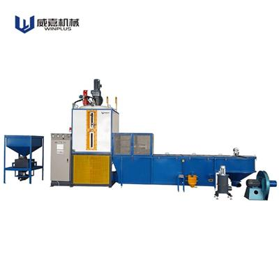 Eps Pre-expander Machine With Bottom Discharge Function Are Suitable For Packing, Casting, Eps Pannel, Etc