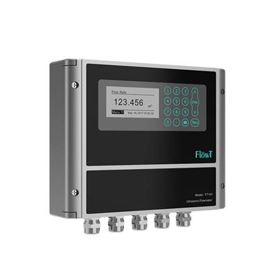 Strap On Water Ultrasonic Flow Meter High Accuracy For Building Automation HVAC
