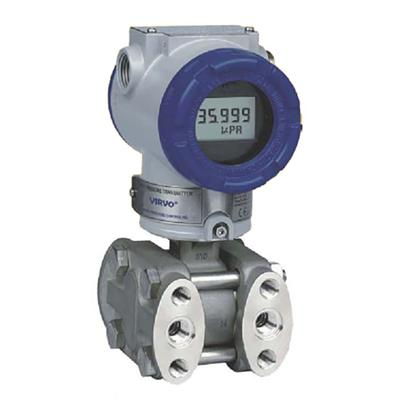 Differential Pressure Transmitter With Single Or Double Flanges Flow Meter