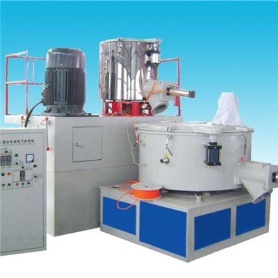 Mixer For PVC Sheet Product