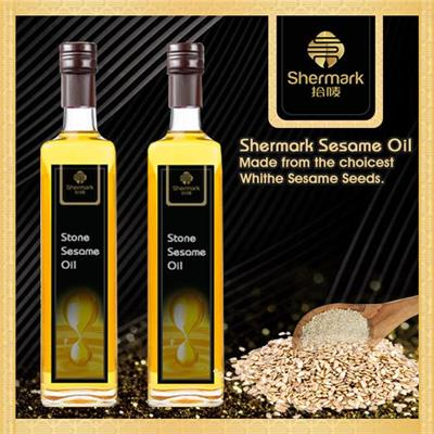 Asian Best Pure Cuisine Sesame Oil Commonly Used In Cooking With Recipes