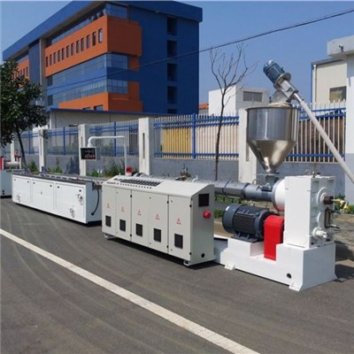 WPC Single-Screw Extrusion Line (Two Step)