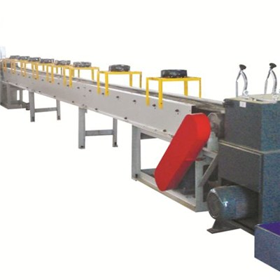 WPC(PP+wood) Parallel Twin Screw Pelletizing Line