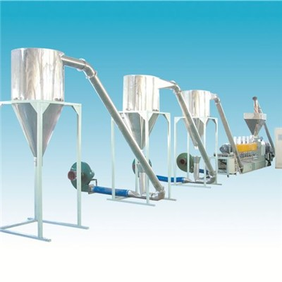 WPC Parallel Twin-Screw Pelletizing Line (Pellet Cutting Process)