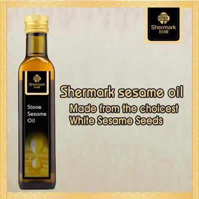 Natural Organic Healthy Sesame Seed Oil With Vitamin