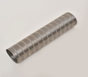 Flexible Stainless Steel Ventilation Ductwork Hose With Corrosion Resistant