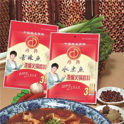 Best Value Super Delicious Sichuan Flavors Hot Fish Seasoning for Fish