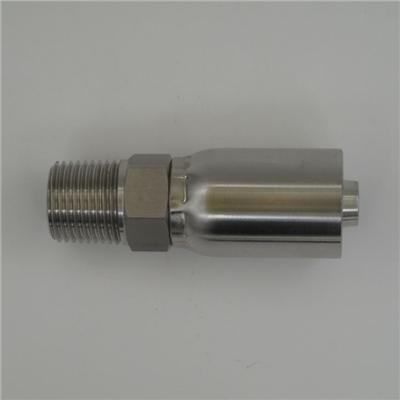 SS-HY-MP Male Pipe Stainless Steel Hydraulic Hose And Fittings