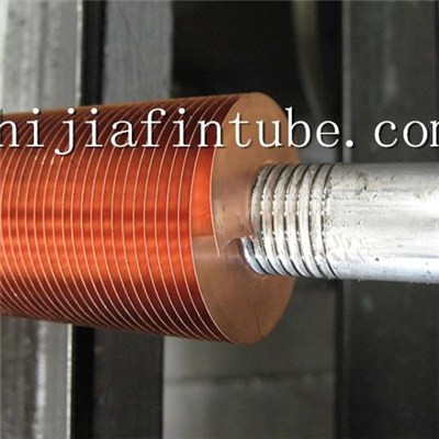 Aluminum Embedded Finned Tube Type G