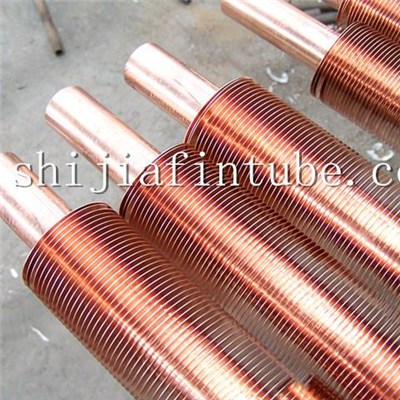 Copper Finned Tube Heat Exchanger