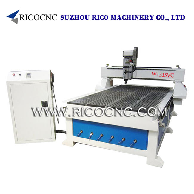 Plastwood Carving Machine Hard PVC Foam Cutting CNC Router Machine W1325VC