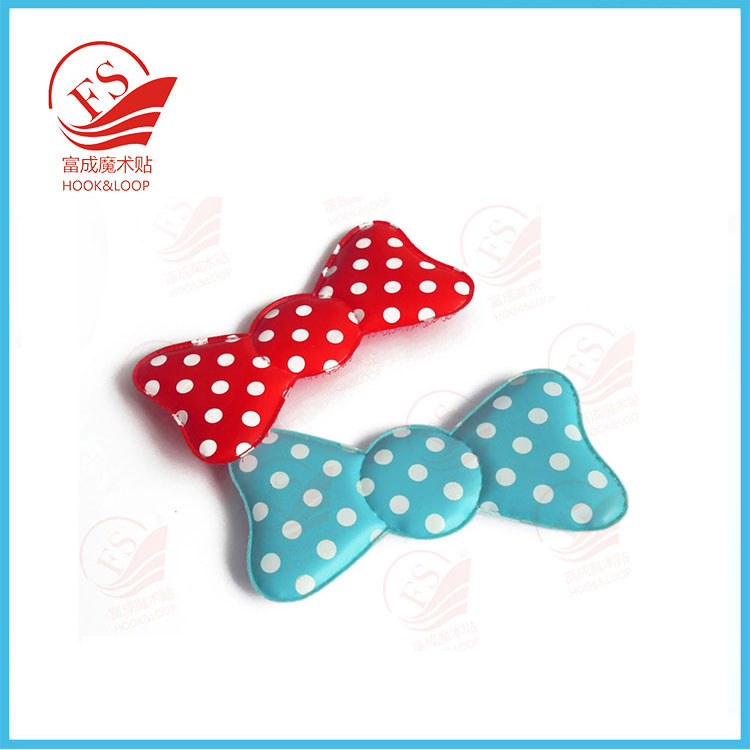 Beautiful colorful magic bangs hair tape hair bow