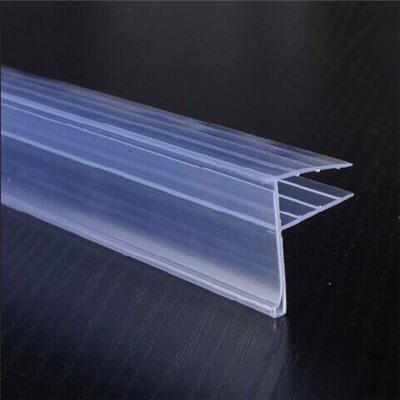 Glass Shelf Data Strip